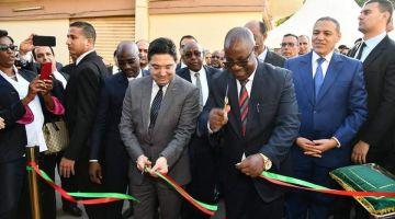 بوروندي افتاتحات قنصليتها العامة فالعيون
