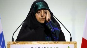 إصابة نائبة الرئيس الإيراني بكورونا