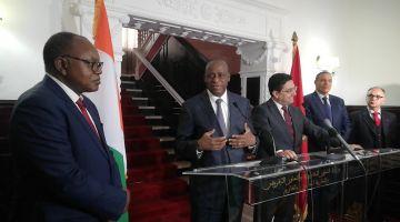 الوزير الإيفواري المكلف بالخارجية: المغرب دولة شقيقة وافتتاح قنصلية غادي يزيد يقوي العلاقات بين البلدين