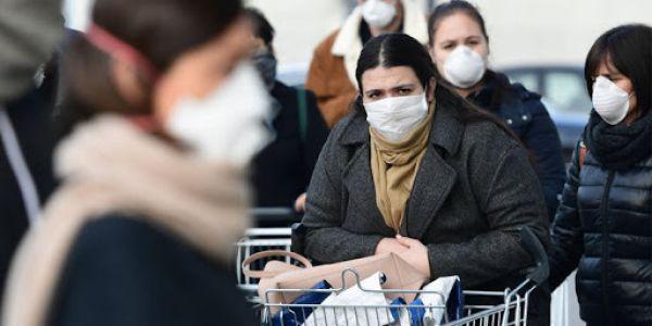 """عدد الوفيات بسبب """"كورونا"""" فيروس ف الطاليان اوصل لـ7 وعدد الإصابات تجاوز 230 حالة والكرة غادي تلعب بلا جماهير"""