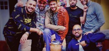 من بعد 9 سنين.. سعد لمجرد خرج أغنية مع الفناير وحققات نص مليون مشاهدة ف 4 السوايع -فيديوهات
