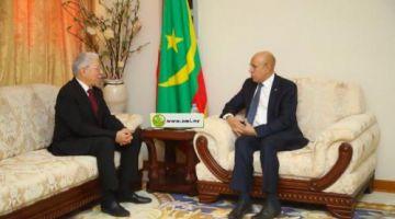 رئيس موريتانيا : خاص تنشيط إتحاد المغرب العربي والتعجيل بعقد قمة مغاربية