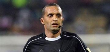 الحكم المغربي رضوان جيد ف قائمة الفيفا لحكام ماتشات كأس العرب بقطر