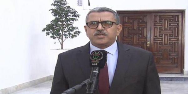 الوزير الأول الجزائري متناقض مع موقف بلادو وشبه قضية الصحرا بفلسطين: الصحرا قضية الدزايريين وغايبقاو ديما فالقلب