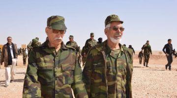 النكسات الدبلوماسية دفعات زعيم البوليساريو لعقد اجتماع عسكري بالمنطقة العازلة