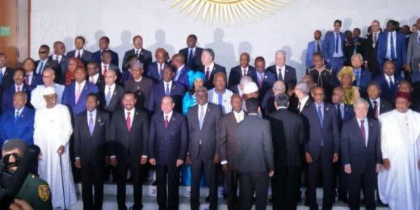 ديلوماسية عرجاء وبوريطة جا معطل للصورة الجماعية فالاتحاد الافريقي