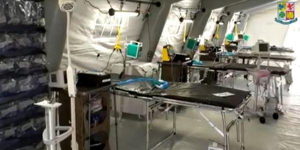 اجهزة اصطناعية لضحايا كورونا فيروس والصنع مغربي