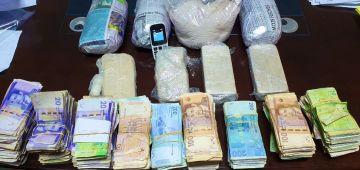 البوليس شد جوج مروجي الكوكايين والهيرويين حدا مليلية