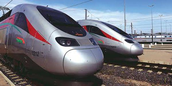 """قطارات """"البراق و""""الأطلس"""" رجعات تخدم"""