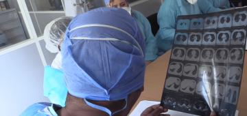 جوج حالات جداد مصابة بكورونا فبوجدور والعدوى انتقلات لمرات المصاب الأول