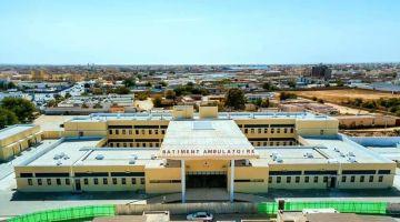 الصين تهلات فموريتانيا.. عطاتها جناح مخصص للأمراض المعدية