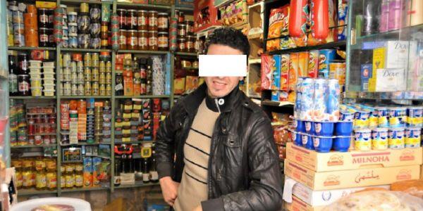 """خرجة """"كورونا"""" المكلفة.. حكاية رحلة بحث عن تسوق آمن بينات كيفاش الجايحة رجعات لـ""""مول الحانوت"""" مكانتو فزناقي المغرب"""