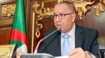 إصابة والي فالجزائر بفيروس كورونا