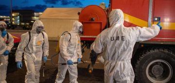 """سبانيا فاتت الشينوا فعدد الإصابات ب""""كورونا"""" وسجلات 812 حالة وفاة غير هذ الصباح"""