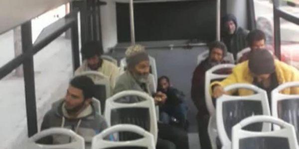 """كورونا"""".. إيواء متشردين ومواطنين من دول جنوب الصحرا بلا سكن ف وجدة -فيديو"""