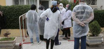 الدزاير. 1468 حالة إصابة بكورونا و193 وفاة و 626 كيتعالجو بالكلوروكين