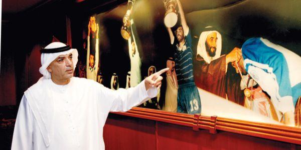 لاعب اماراتي تبرع للمغرب ب50 مليون لمواجهة كورونا