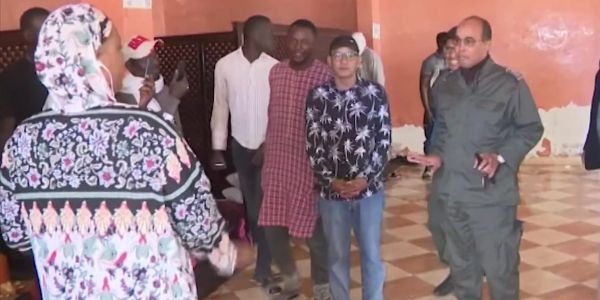 كورونا.. المغرب جمع 65 مهاجر إفريقي بأوسرد تسدات عليهم الحدود