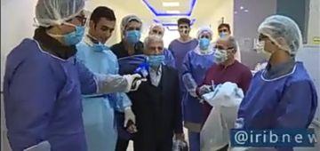 معمّرون في إيران حاربو فيروس كورونا وبراو وخا فايتين 100 عام – فيديو