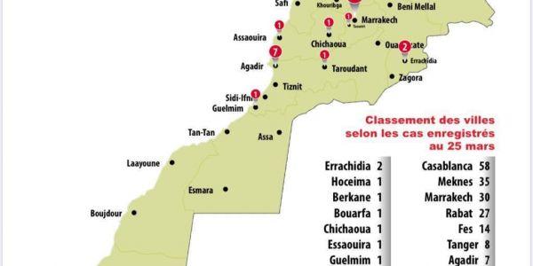 """وزارة الصحة للمغاربة: الكلوروكين فعال وموجود وجربوه الشينوا والميريكان ضد """"كورونا فيروس"""""""