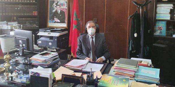 """لمواجهة """"كورونا"""".. الرئيس الأول لمحكمة الاستئناف بفاس يدعو إلى تشديد المراقبة على المحاكم"""