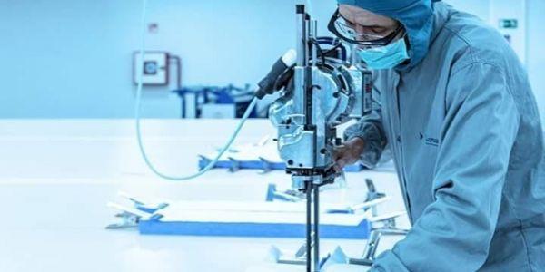 حفيظ العلمي: بدينا تصنيع المستلزمات الطبية من النسيج لمواجهة كورونا