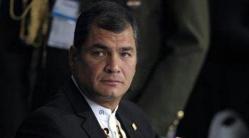 رئيس الإكوادور صديق البوليساريو تحكم ب8 سنين بسباب الرشوة