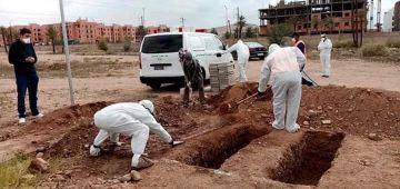 """المغاربة اللّي ماتو بـ""""كورونا"""" ومعندهومش.. وزارة الوافي تكلفات بنفقات الدفن"""