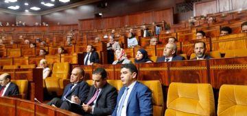 """أزمة المغاربة العالقين بالخارج: """"التجمع الدستوري"""" كيطالب بحضور بوريطة للبرلمان"""