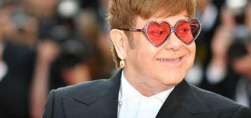 إلتون جون جمع 8 ملايين دولار ديال التبرعات بحفلة دارها من وسط الكوزينة