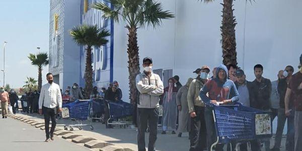 عبد النباوي للنيابات العامة: راه اللّي كيحرض الناس باش مديديروش الكمامات تعتبر جنحة وخاص الصرامة فهادشي
