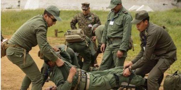 """استنفار فالقاعدة العسكرية بفاس بعدما مات عسكري مصاب ب""""كورونا"""""""