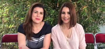 نورة الصقلي فرحانة بصداقتها مع سامية أقريو: أخُوة على طول الزمن -فيديو