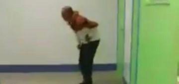 تطوان.. فيديو على مستشفى سانية الرمل داير قربالة في الواتساب