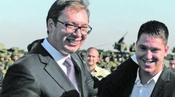 ولد رئيس صربيا تصاب بكورونا