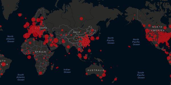 كورونا عبر العالم.. 50 ألف واحد ماتو غير فسيمانة ومنظمة الصحة العالمية: العدد طالع بزاف وقربنا نوصلو لمليون وفاة