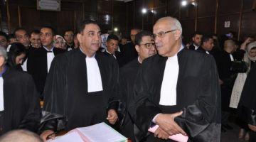 النيابة العامة فمراكش هبطات للحبس هاديك اللّي قالت أن إصابة نقيب المحامين بكورونا هو عقاب من الله