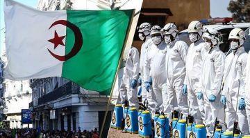 """الدزاير.. 175 إصابة جديدة بـ""""كورونا"""" و4 ماتو و110 تشفاو"""