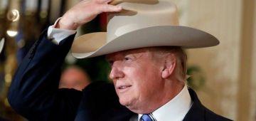 طبيب البيت الأبيض: ترامب عندو 73 عام فيه 110 كيلو و1.90 ميتر فالطول.. وواخا خدا الهيدروكسي كلوروكين ماعندو حتى اعراض جانبية