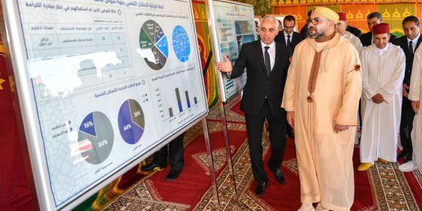 شكون يحاسبو. الڤاكسان ماوصلش ووزير الصحة كذب على رئيس الدولة وعلى لمغاربة