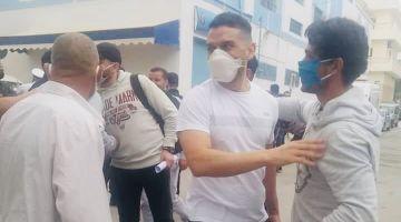 4 من معتقلي الحراك خرجو اليوم بعد 3 سنوات على الاعتقال
