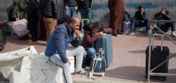 """محنة العالقين بالخارج.. بلافريج لـ""""الحكومة"""": امتى غاترجعوهم لبلادهم؟"""