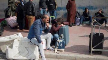 المغرب بدا عملية لإعادة المغاربة لي غادروا البلاد وحصلوا برا.. بهاد الشروط