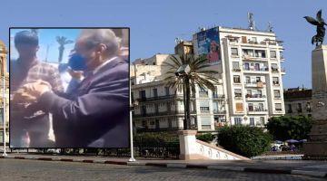 """قنصل المغرب فوهران جمع باليزتو وخوا الجزائر. كان سمى الجزائر """"عدو"""" وتم الاجتجاج رسميا عليه"""