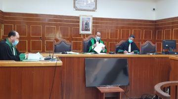 فالأسبوع الرابع من المحاكمة عن بعد: المحاكم ناقشات 5130 قضية وبتات ف2291 واستفدو من هذ العملية 6001 معتقل
