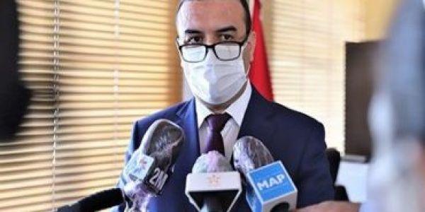 الأخبار: الوزير أمكراز يالله ديكلارى موظفيه فـCNSS الجمعة لي فات