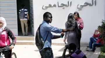 فانهار العيد.. مساعدات مشاو لطلبة من دول الجنوب الصحرا