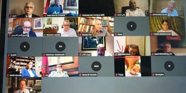 """6 ساعات من النقاش بحضور لفتيت.. مصدر لـ""""كود"""": ها تفاصيل لقاء رئيس الحكومة بزعماء الأحزاب"""