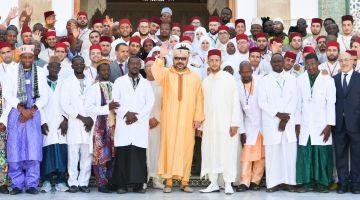 وزير الأوقاف: 1000 طالب إفريقي ساكنين فمعهد محمد السادس مكيخرجوش..وها وضعية 37 قيم ديني في سبتة