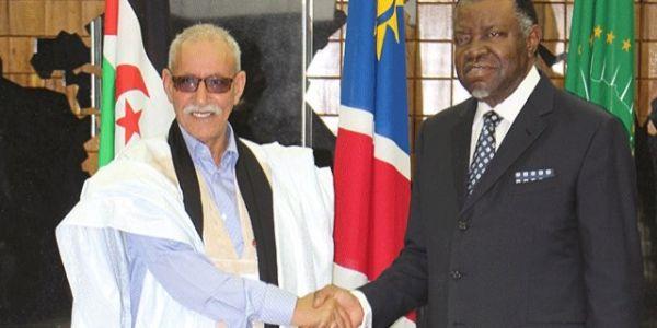 الخير لي كيرجع ببومزوي. رئيس ناميبيا: واخا المغرب دعمنا فاستقلالنا حنا داعمين البوليساريو